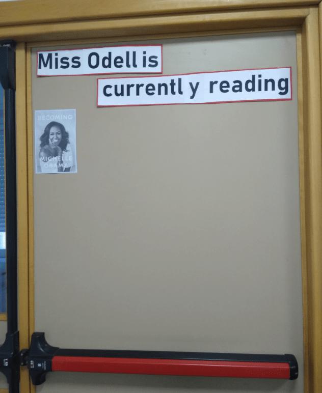 Reading board